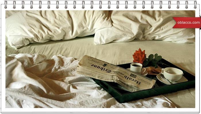 шаблон постель