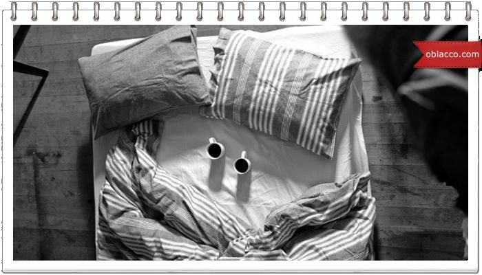 шаблон кофе в постель