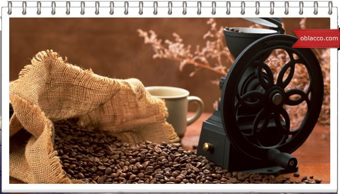 шаблон кофе молоть