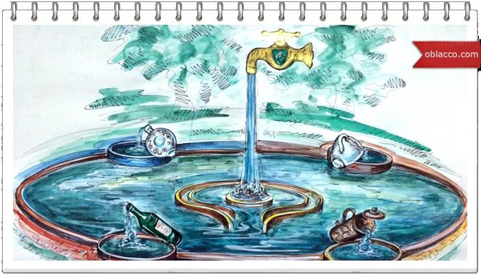 фонтан джакузи закарпатье