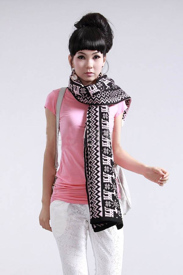 шарф трансформер