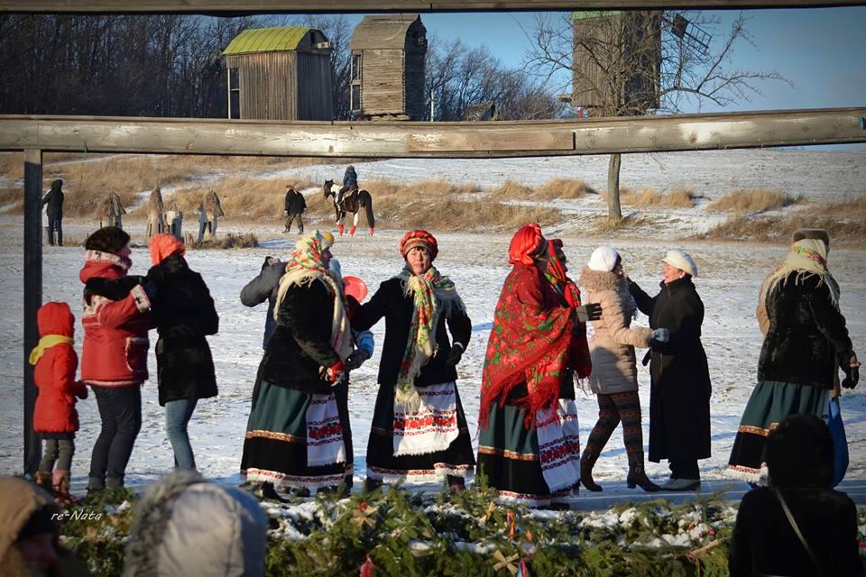 рождество 2015 киев красивые фотографии