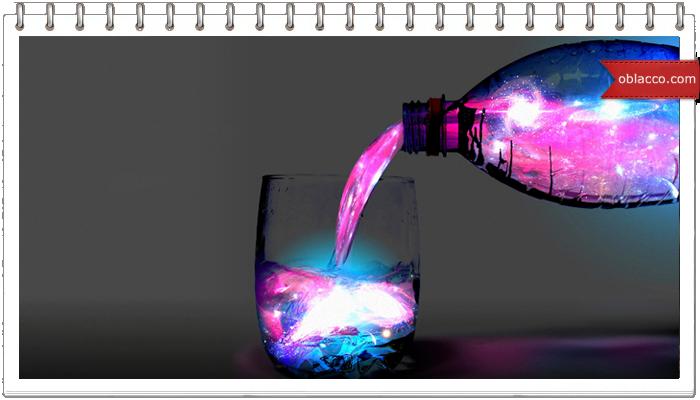 Необычный ночник своими руками со светящейся водой