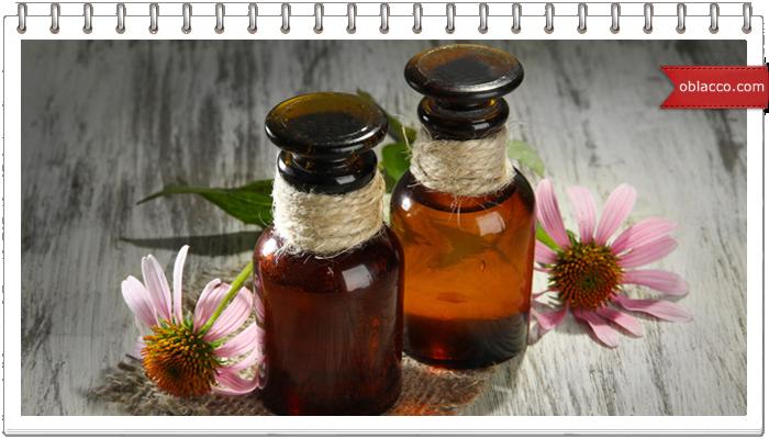 шаблон эфирные масла
