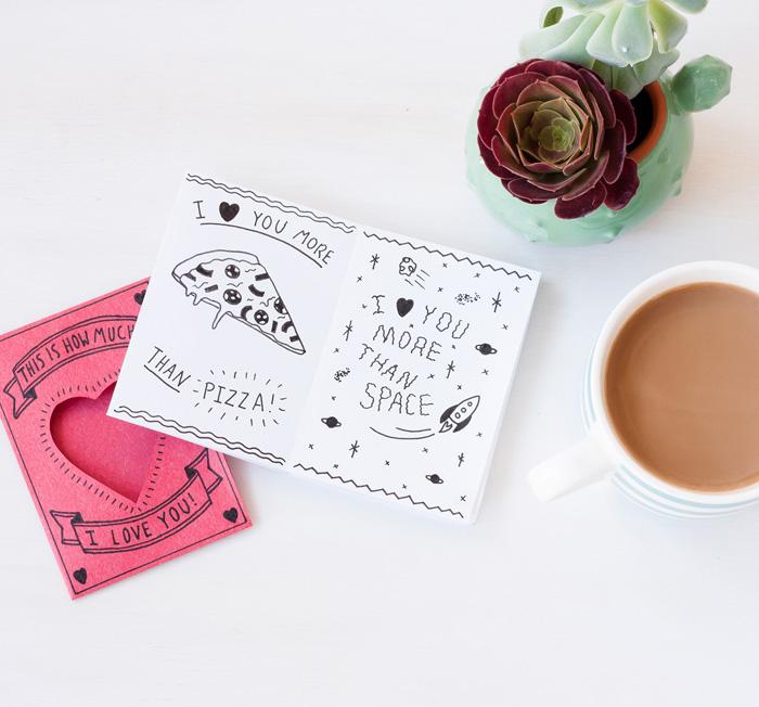 открытка гифка валентинка