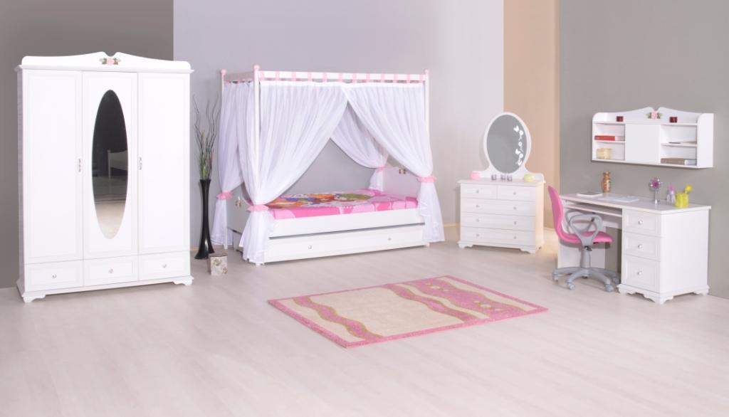 Спальня для девочки Бабаду