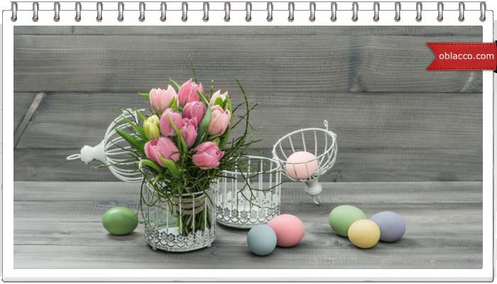Сладкие пасхальные яйца с сюрпризом