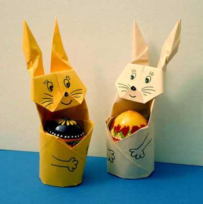 кролик пасхальный подставка для яйца