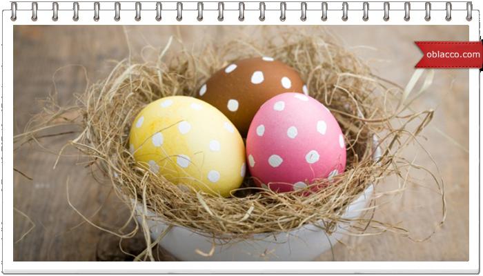 Пасхальная композиция — Гнездо с птичкой. Мастер-класс