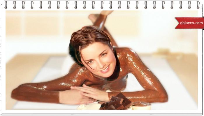 Кофейно-шоколадный скраб для тела
