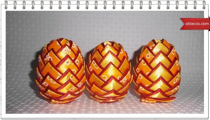 пасхальные яйца артишок