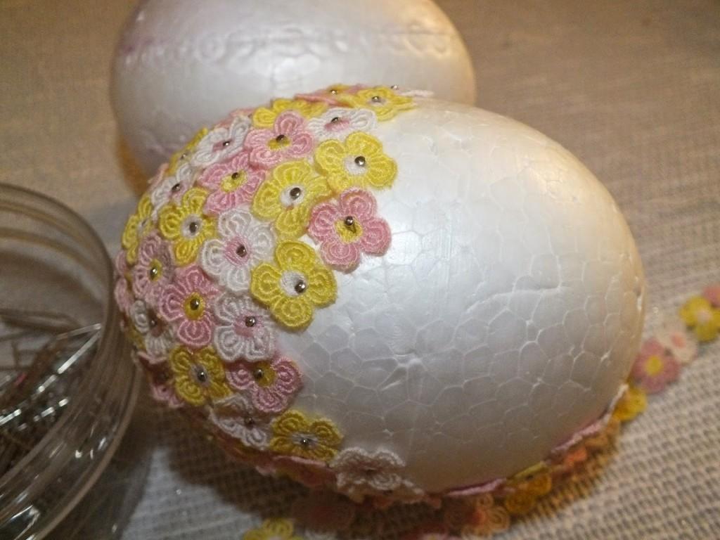 пасха декор яиц