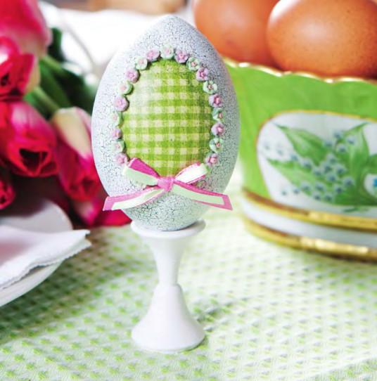 яйцо пасхальное пуговицы мешковина скрап