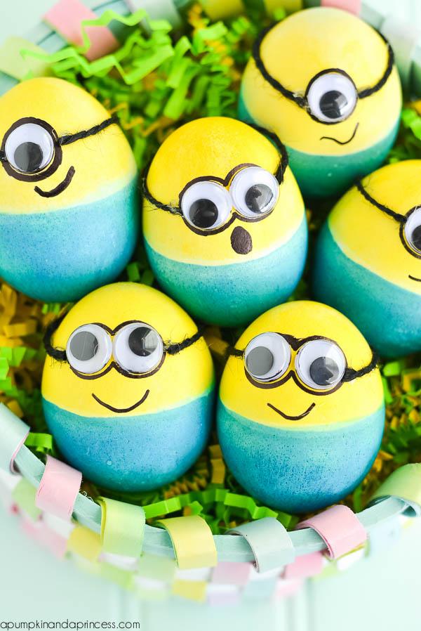 Minion-Easter-Eggs